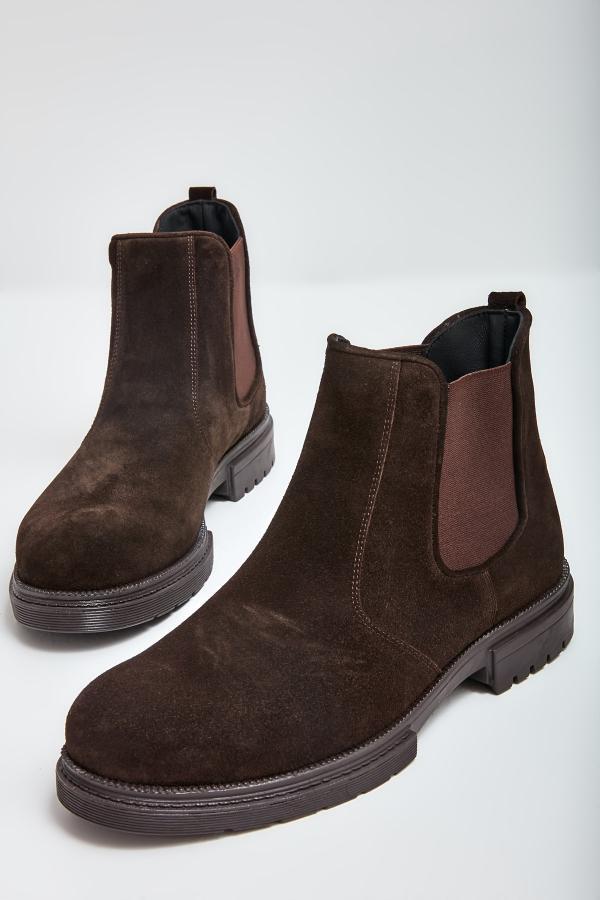 فروش بوت مردانه جدید برند بامبی رنگ قهوه ای کد ty52347228