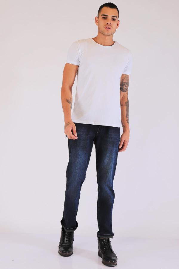 خرید پستی شلوار جین شیک برند Twister Jeans رنگ لاجوردی کد ty52355273