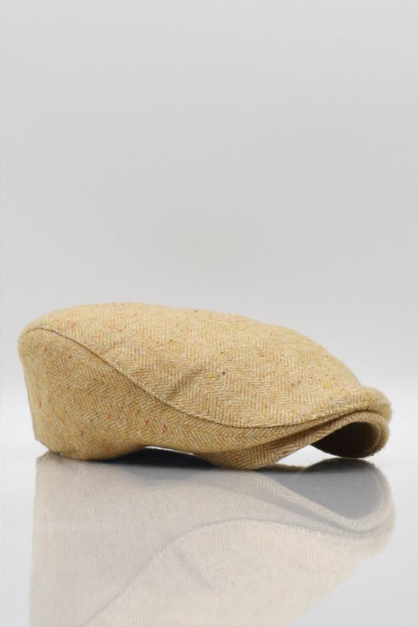 کلاه جدید مردانه اصل برند Külah رنگ قهوه ای کد ty52383079