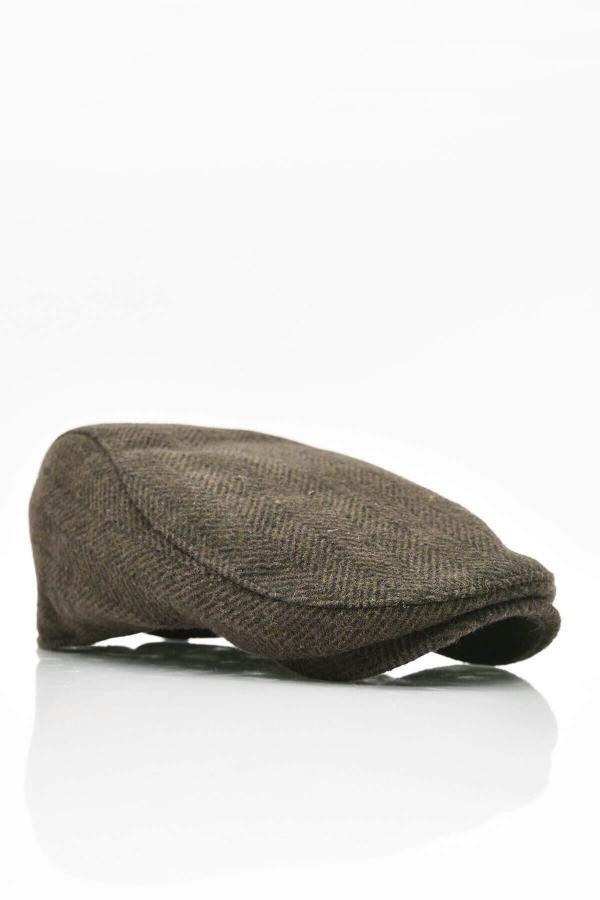 کلاه مردانه 2020 برند Külah رنگ قهوه ای کد ty52383125