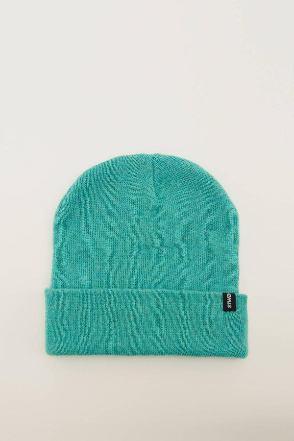 کلاه مردانه ترک برند Pull & Bear رنگ لاجوردی کد ty52405392