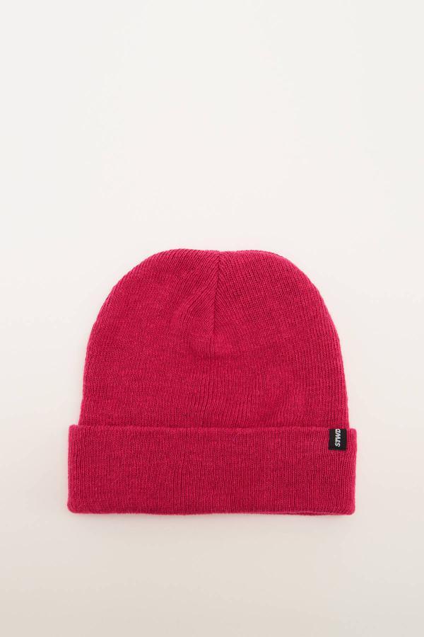 کلاه مردانه مدل 2020 برند Pull & Bear رنگ صورتی ty52405394