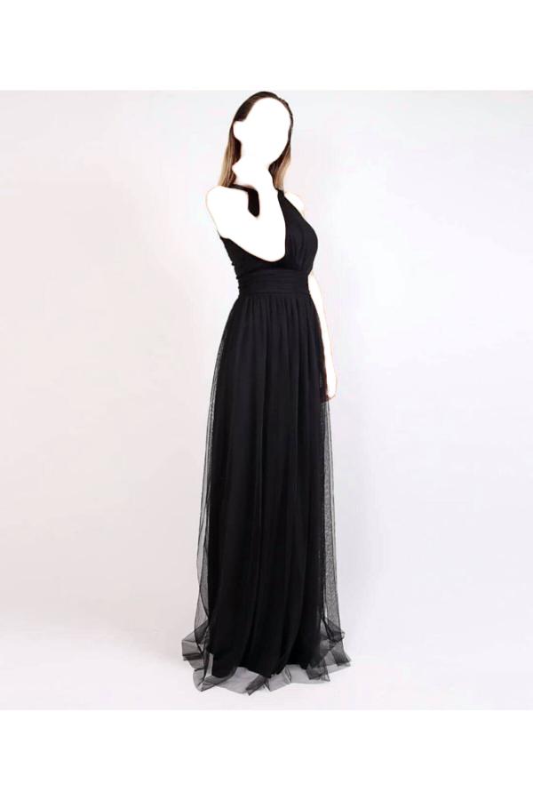 لباس مجلسی ساده برند LOVE IS EVERYWHERE رنگ مشکی کد ty52432832