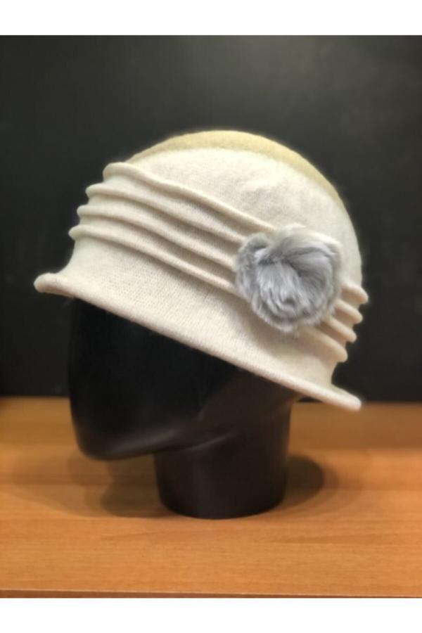 فروش کلاه زنانه  برند Mamasorbatti رنگ بژ کد ty52468022