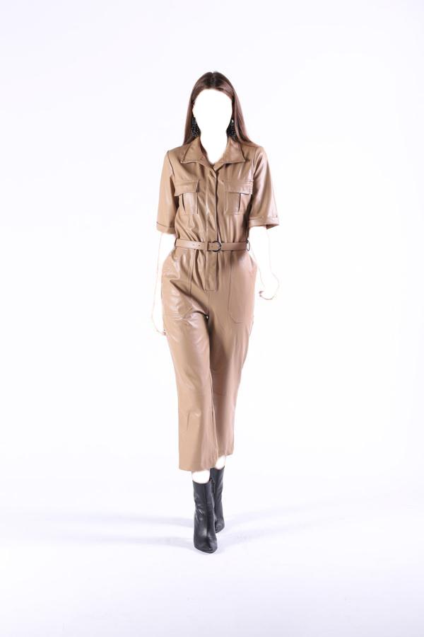 تولوم زمستانی زنانه برند Coral رنگ قهوه ای کد ty52471455