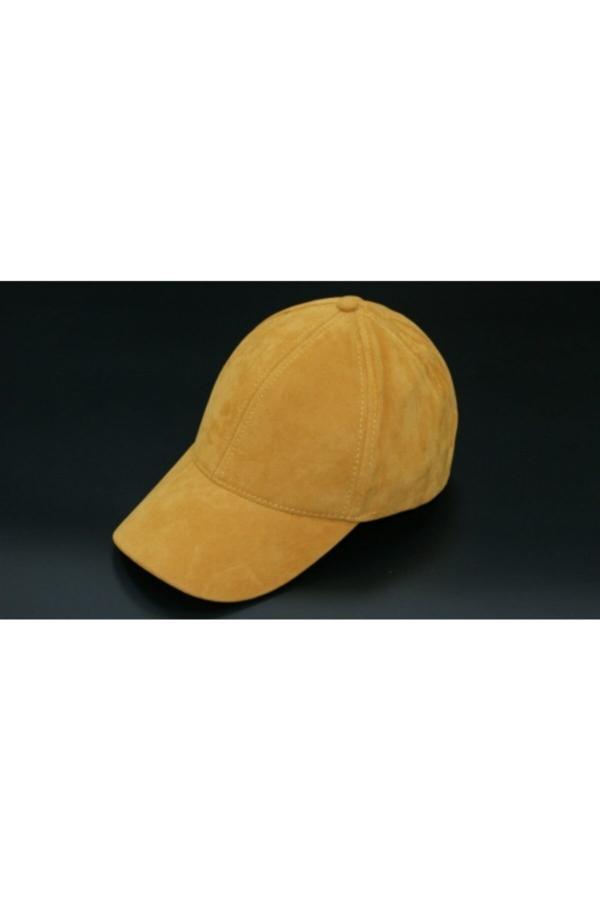 کلاه زنانه اصل مجلسی برند Luxotica رنگ زرد ty52474277