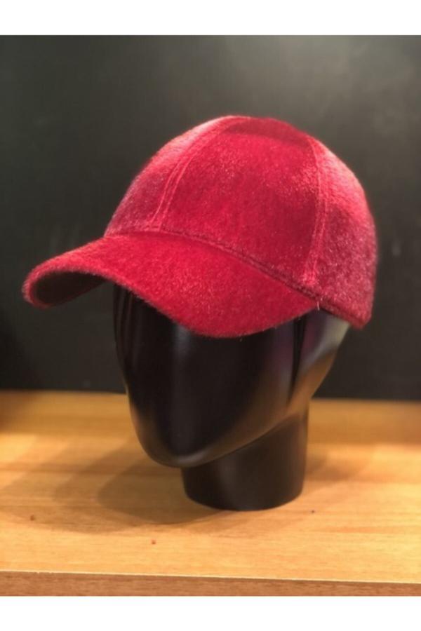 خرید ارزان کلاه  زنانه برند Şapkacımadam رنگ قرمز ty52491992
