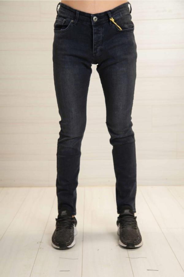 سفارش انلاین شلوار جین مردانه ساده برند Black Craft رنگ لاجوردی کد ty52526524