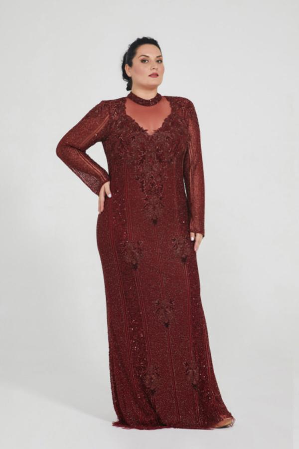 خرید انلاین لباس مجلسی زنانه ترکیه برند GATSBYLADY LONDON رنگ زرد ty52531550