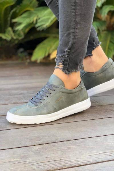کفش مخصوص دویدن مردانه خفن برند Trendypazar رنگ نقره ای کد ty52538334
