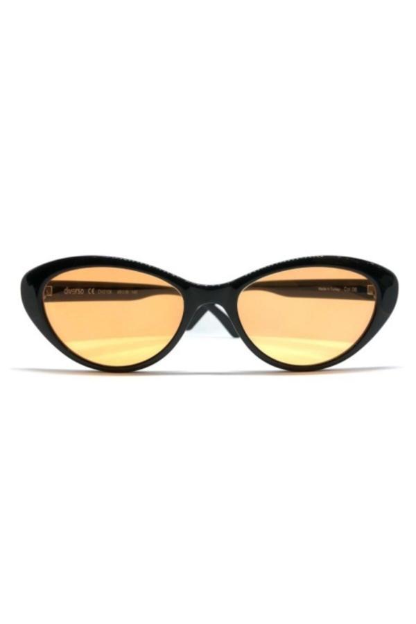 عینک آفتابی فانتزی زنانه برند Diverso رنگ مشکی کد ty52539902