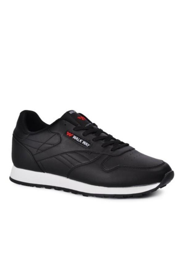 کفش مخصوص پیاده روی مردانه ترک برند WALKWAY رنگ مشکی کد ty52547879