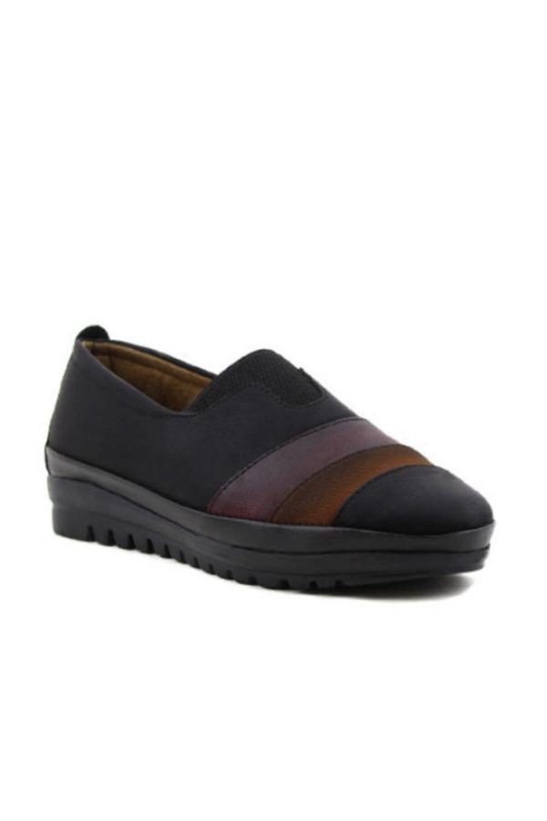 کفش تخت دخترانه فانتزی برند MKN رنگ مشکی کد ty52560804