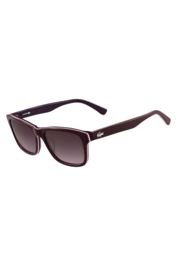 فروش عینک آفتابی جدید برند لاگوست lacoste رنگ بنفش کد ty52560929