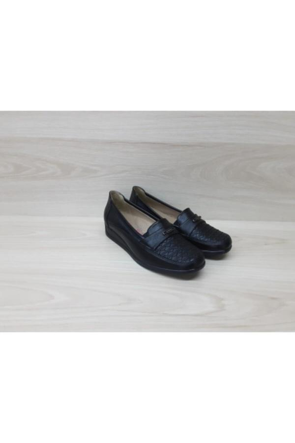 سفارش کفش تخت زنانه ارزان برند Norfix رنگ مشکی کد ty52582488