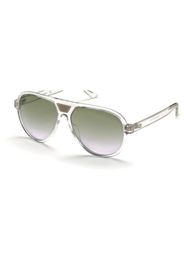 خرید اینترنتی عینک آفتابی خاص برند Guess رنگ نارنجی کد ty52583514