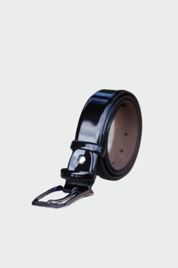 فروش کمربند مردانه  برند PAREZ رنگ مشکی کد ty52585252