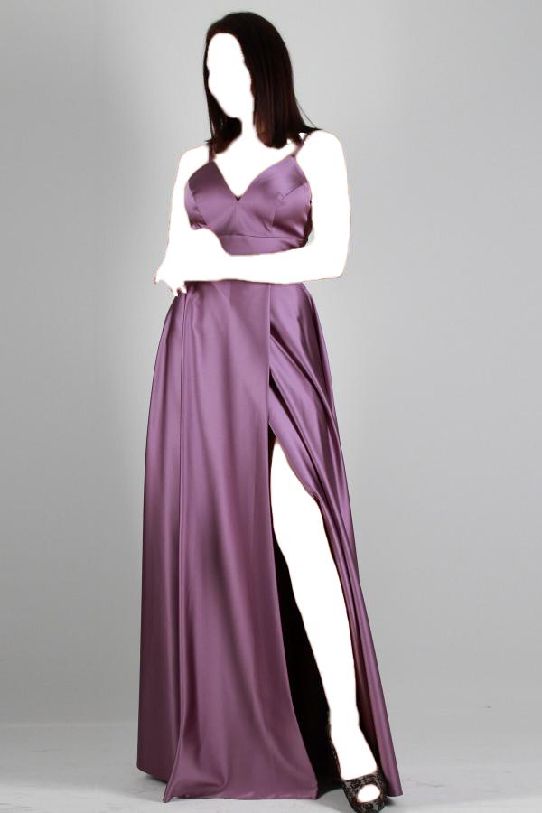 لباس مجلسی زنانه 2020 برند ABİYE BURADAN رنگ بنفش کد ty52587861