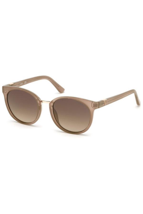 عینک آفتابی زنانه ارزان برند Guess رنگ قهوه ای کد ty52589085
