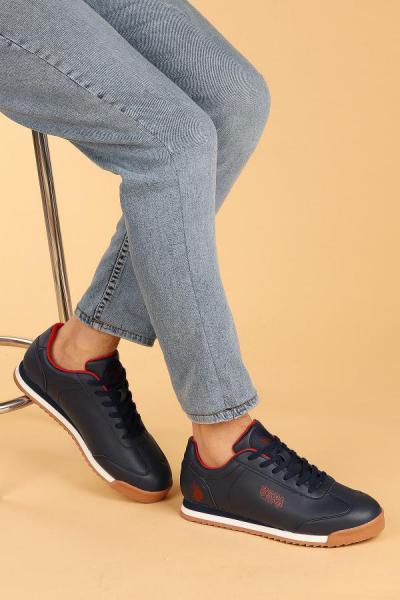 خرید اسان کفش اسپرت مردانه زیبا مارک U.S. Polo Assn.برند US Polo رنگ لاجوردی کد ty52597473