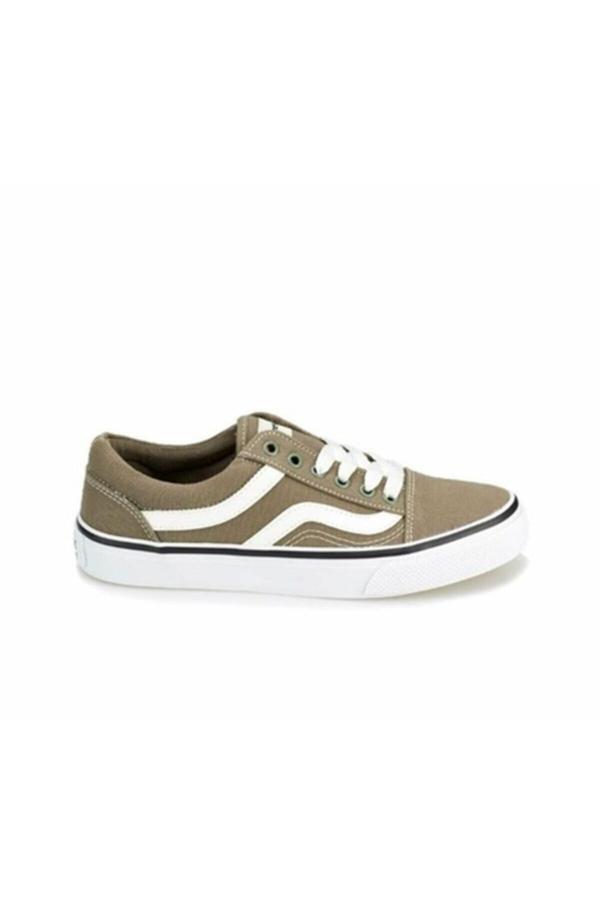 کفش مخصوص پیاده روی زیبا برند کینتیکس kinetix رنگ خاکی کد ty52600428