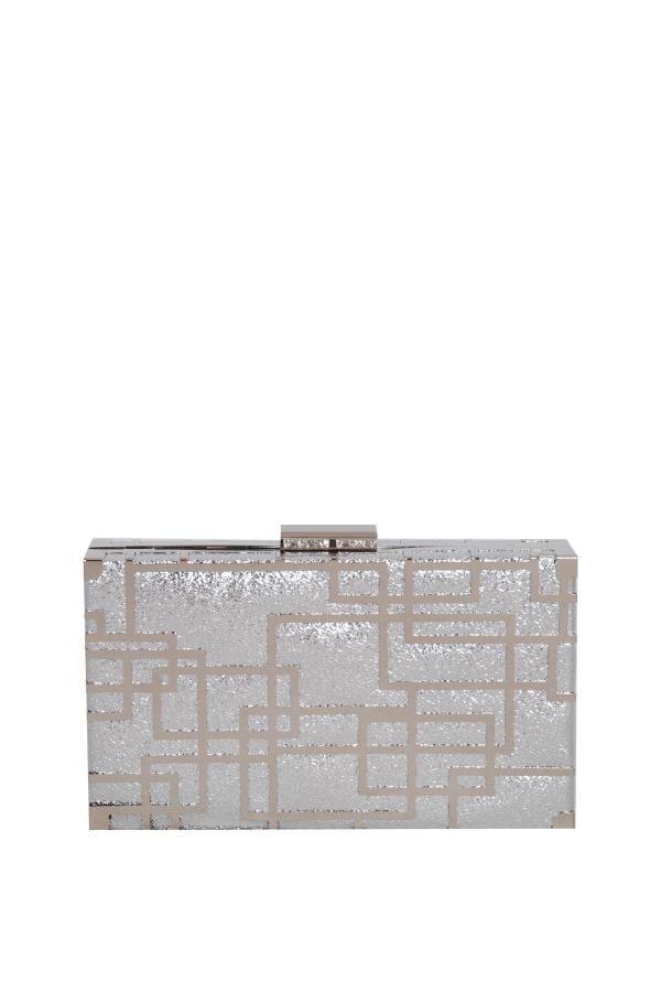 فروش کیف دستی دخترانه حراجی برند Axpe رنگ نقره کد ty52604274