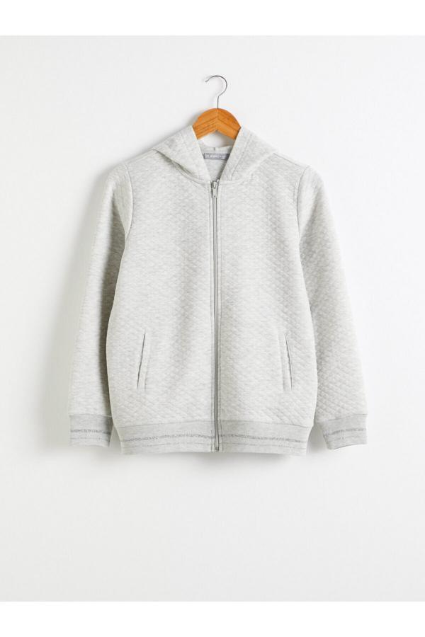 فروش انلاین ژاکت بافتی زنانه مجلسی مارک ال سی وایکیکی رنگ نقره ای کد ty52605399