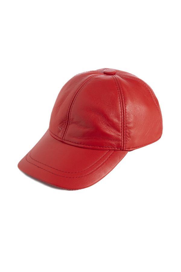 کلاه  مردانه برند BigBang رنگ قرمز ty52609687