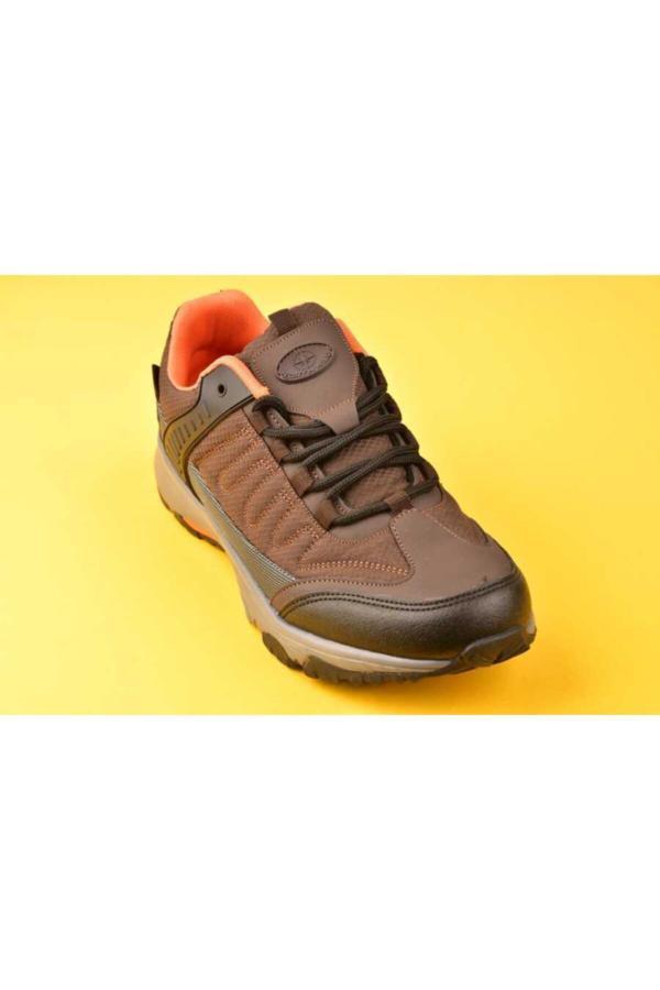 فروشگاه کفش مخصوص پیاده روی مردانه سال ۹۹ برند Ryt رنگ قهوه ای کد ty52630606