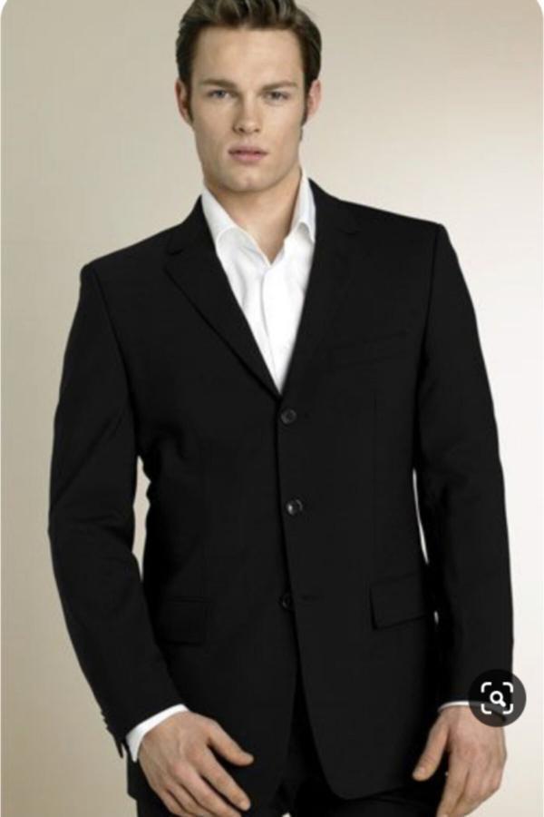 خرید نقدی ژاکت مردانه ترک  برند Hugo Boss رنگ مشکی کد ty52639429