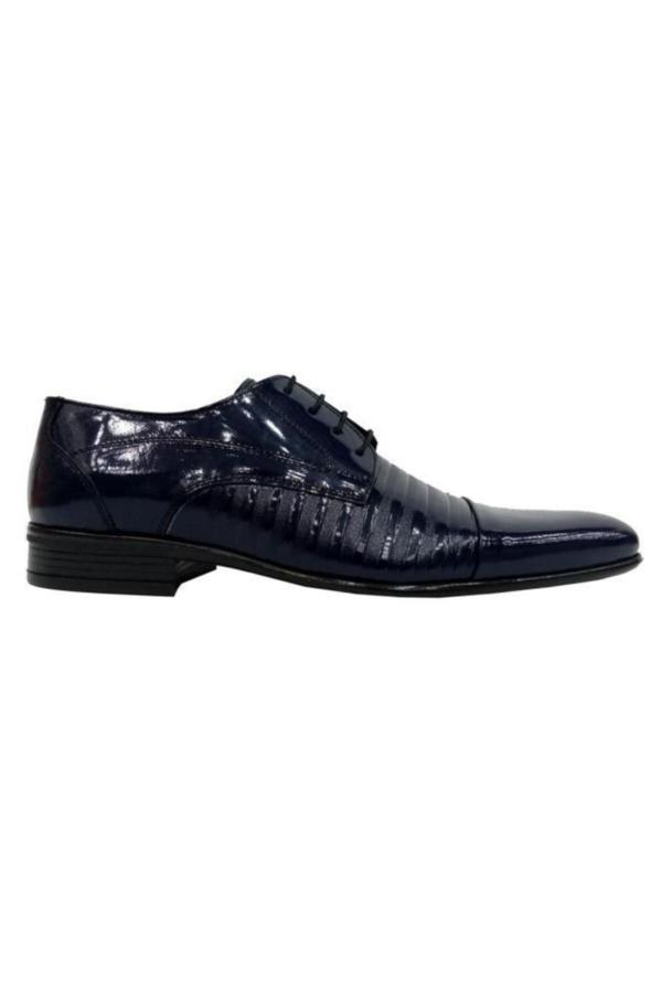 فروش پستی ست کفش کلاسیک مردانه برند Doğan رنگ لاجوردی کد ty52648831