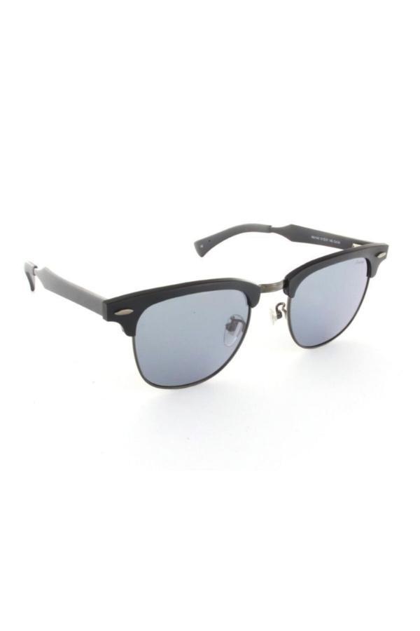خرید اینترنتی عینک آفتابی شیک برند موستانگ رنگ نقره ای کد ty52649867