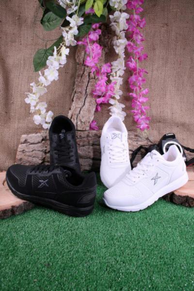 ست کفش اسپرت مردانه برند کینتیکس kinetix رنگ مشکی کد ty52663252