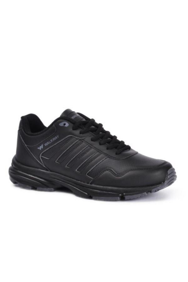 کفش مخصوص دویدن مردانه فانتزی برند WALKWAY رنگ مشکی کد ty52682986