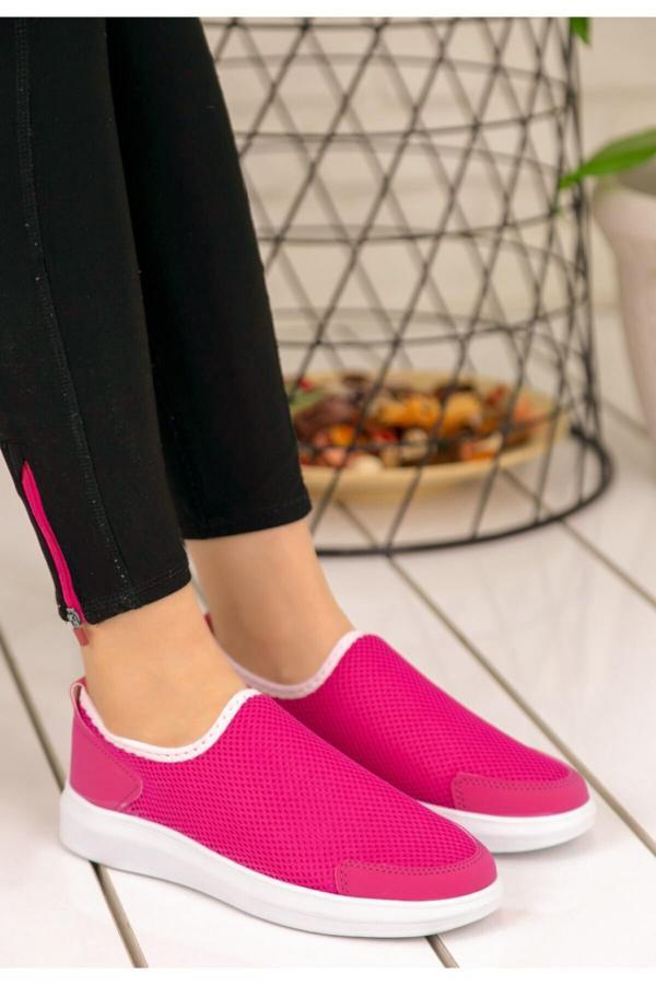 سفارش کفش تخت دخترانه ارزان برند kendimarkan کد ty52683018