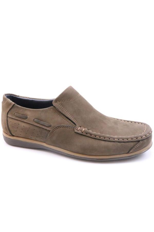 خرید اینترنتی کفش کلاسیک خاص برند Cıtymen رنگ قهوه ای کد ty52683751