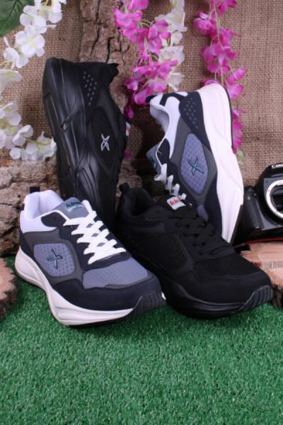 کفش اسپرت مردانه شیک برند کینتیکس kinetix رنگ مشکی کد ty52684399