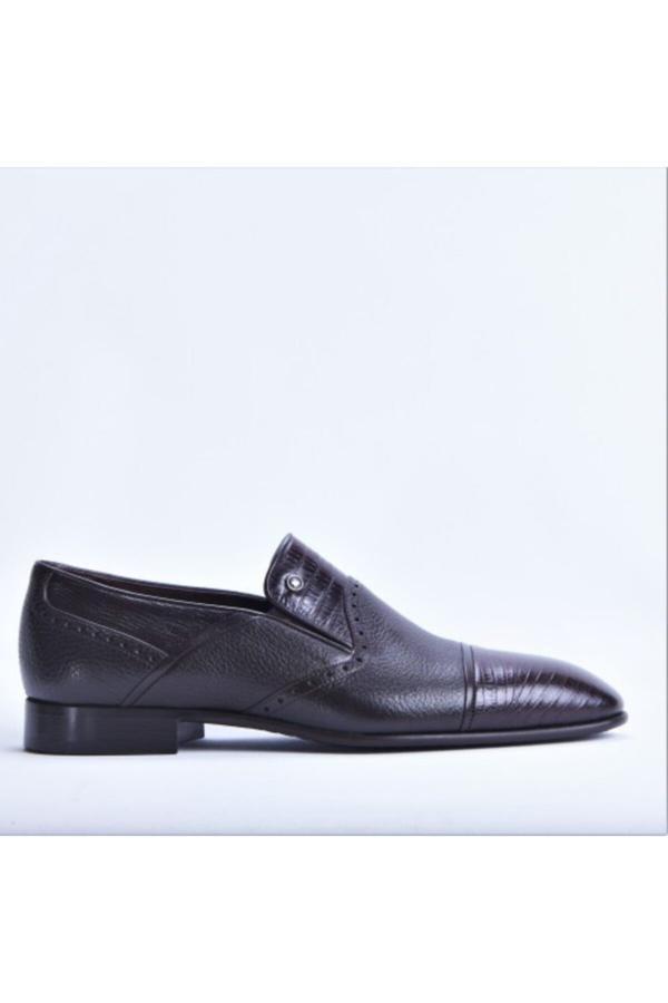 فروشگاه کفش کلاسیک مردانه اینترنتی برند Racquet Club رنگ قهوه ای کد ty52685279