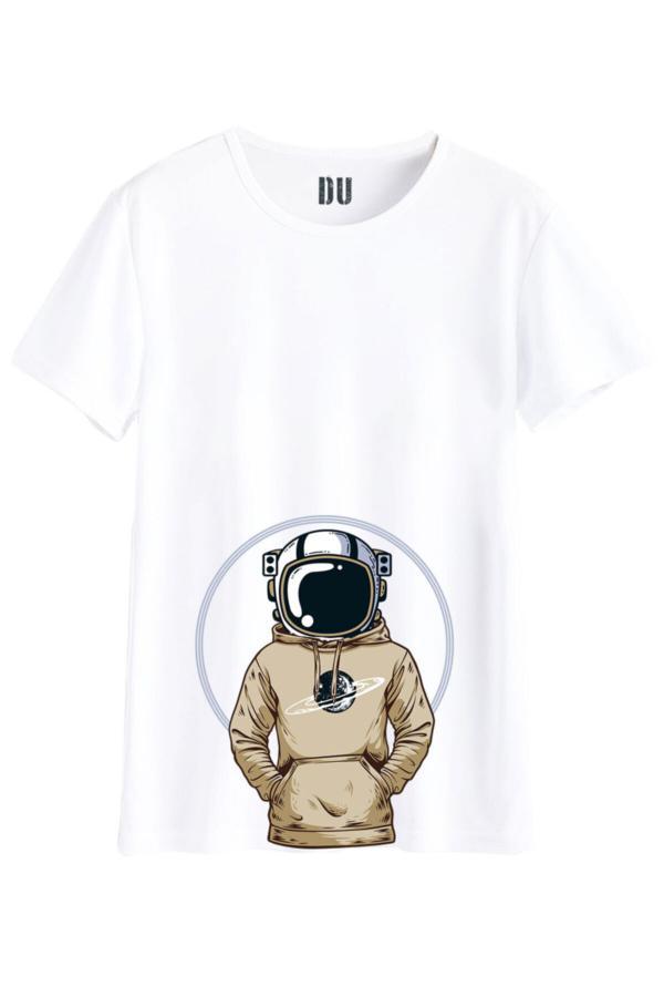 تی شرت مردانه مارک دار برند DU کد ty52686692