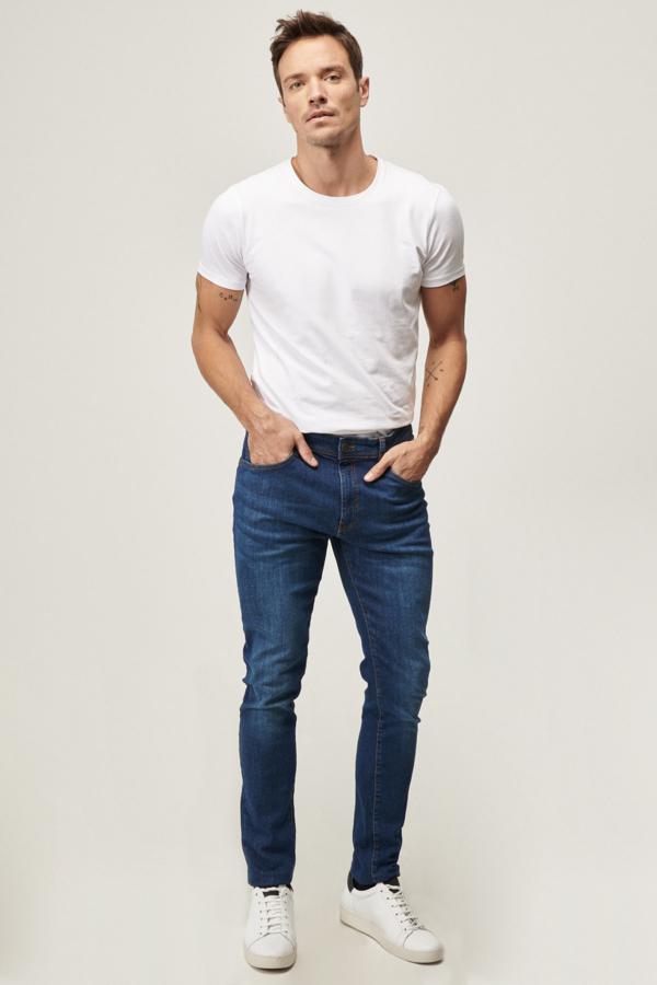 شلوار جین مردانه مدل 2020 برند ALTINYILDIZ CLASSICS رنگ لاجوردی کد ty53559626