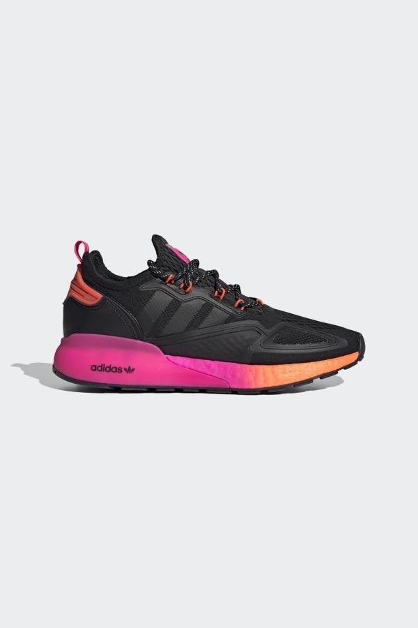 کفش مخصوص پیاده روی مردانه مارک برند adidas رنگ آبی کد ty53708539
