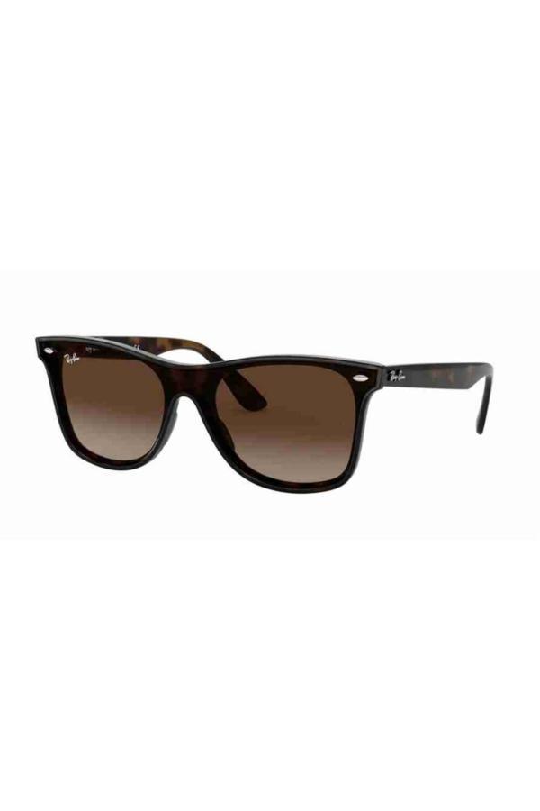 عینک آفتابی زمستانی مردانه برند ری بن رنگ قهوه ای کد ty54504566