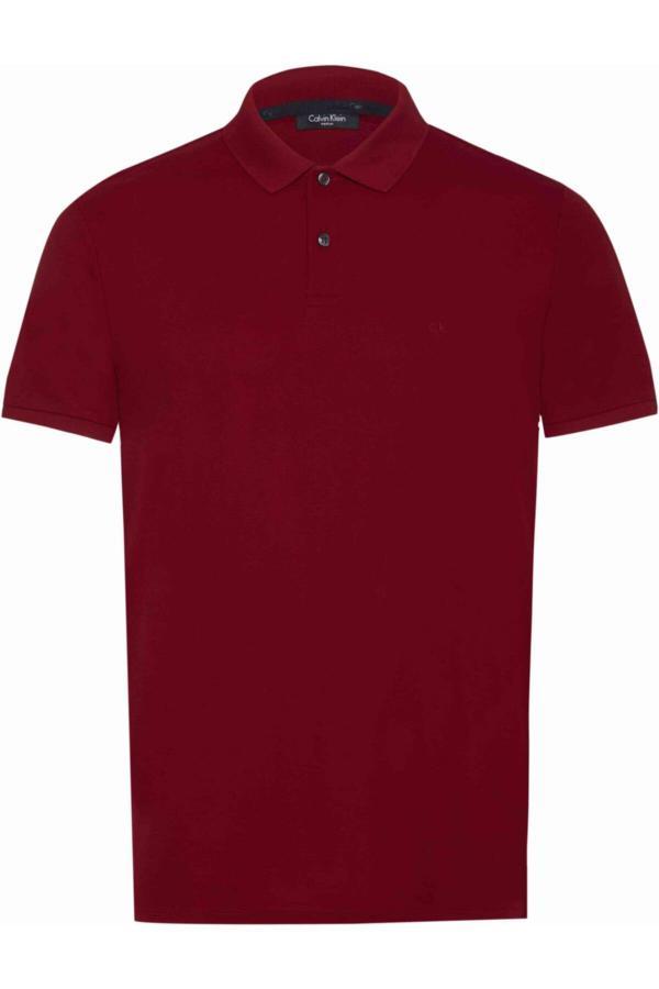 تی شرت بلند برند کلوین کلین رنگ قرمز ty54550554