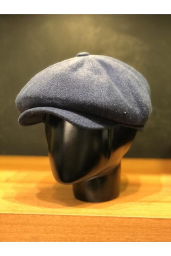 فروشگاه کلاه اورجینال برند Şapkacımadam رنگ لاجوردی کد ty54559285