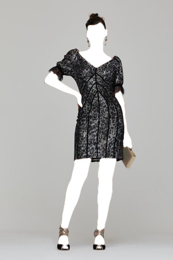 ست لباس مجلسی زنانه برند RENGIN کد ty54583856