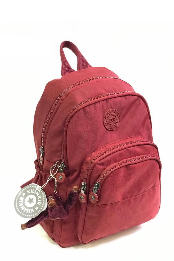 خرید کوله پشتی 2020 زنانه برند Klinkır رنگ قرمز ty54592318