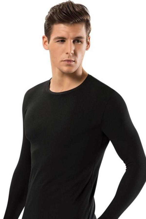 خرید اسان تی شرت مردانه اسپرت جدید برند keklik ticaret رنگ مشکی کد ty54592552
