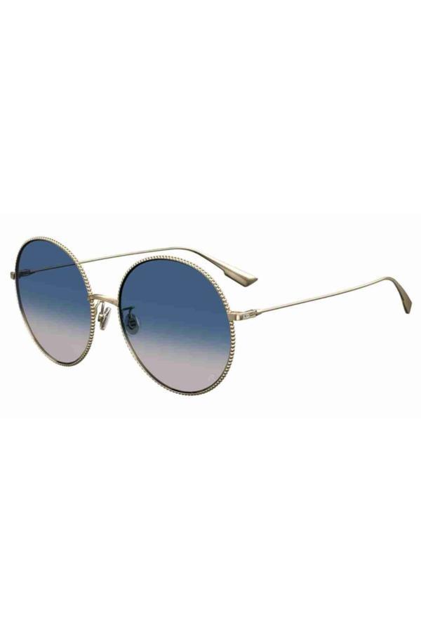خرید پستی عینک آفتابی زیبا برند Christian Dior رنگ طلایی ty54619972