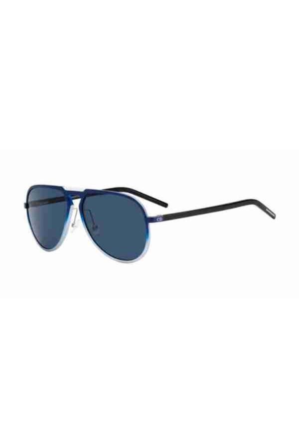 فروش نقدی عینک آفتابی مردانه خاص برند Christian Dior رنگ لاجوردی کد ty54628057