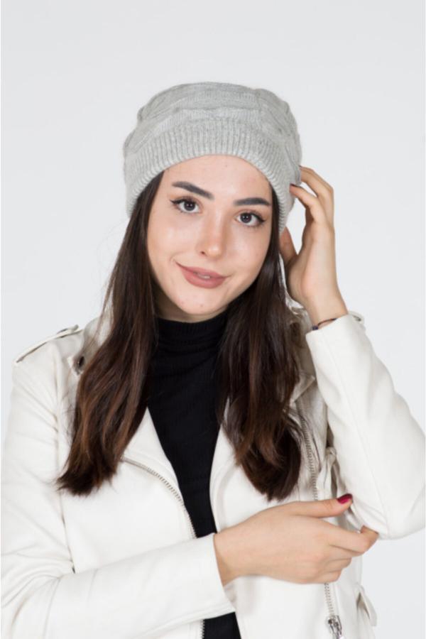 کلاه زنانه ارزان قیمت برند Arven رنگ نقره ای کد ty54658975